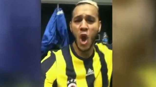 Josef'in garip Ronaldo sevinci: Hüüü!