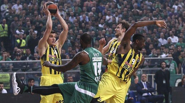 Fenerbahçe-Panathinaikos Superfoods basketbol maçı Canlı İzle
