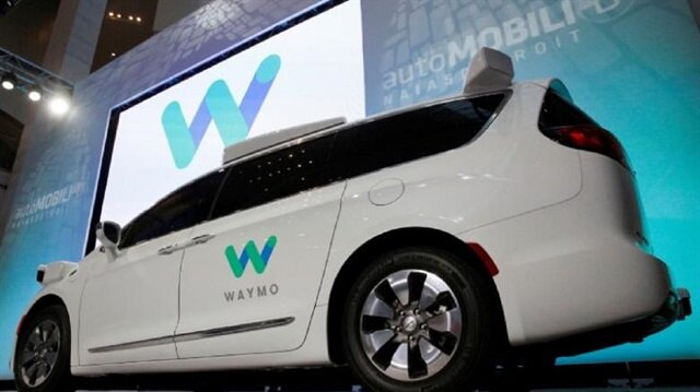 Waymo unveils a self-driving Chrysler Pacifica minivan during the North American International Auto Show in Detroit, Michigan, U.S., January 8, 2017.