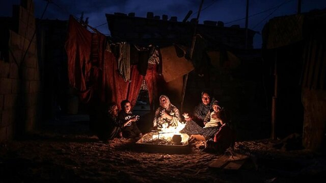 Gazze'de elektrik kesintileri hayatı felç ediyor