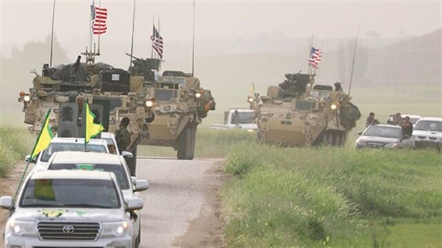 U.S. Special Forces troops met with PKK officials near Tal Abayd's border crossing.