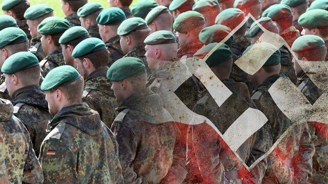 Alman Ordusunda Neo Nazi Canlanıyor