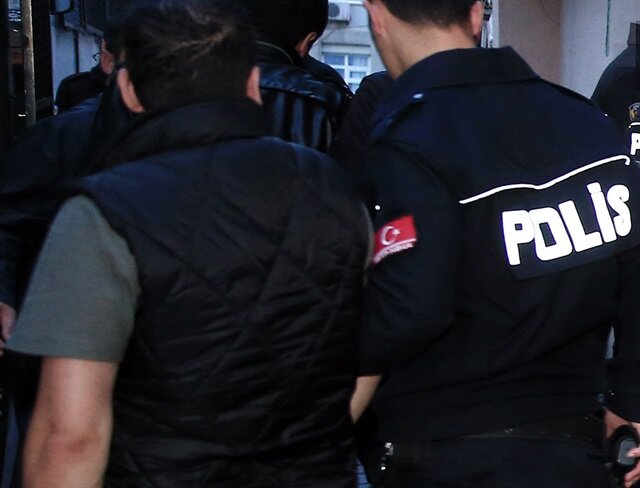 Sinop merkezli suç örgütü operasyonu: 17 gözaltı