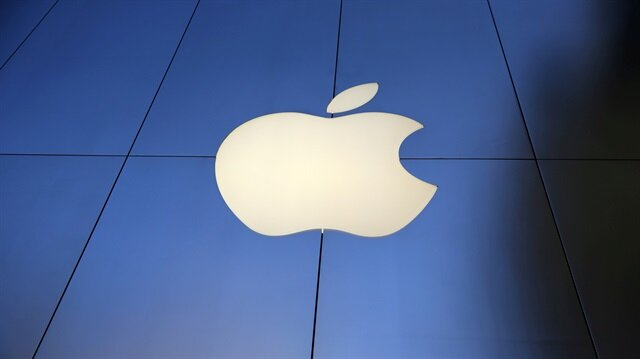 The Apple Inc. store is seen in Los Angeles, California, U.S.