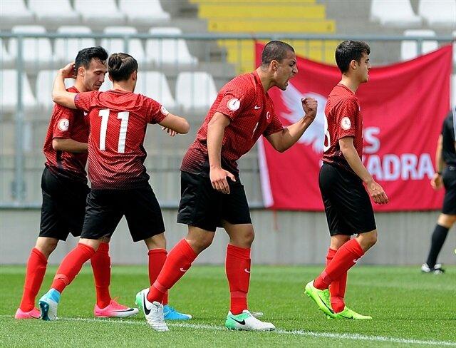 Hırvatistan-Türkiye: 1-4