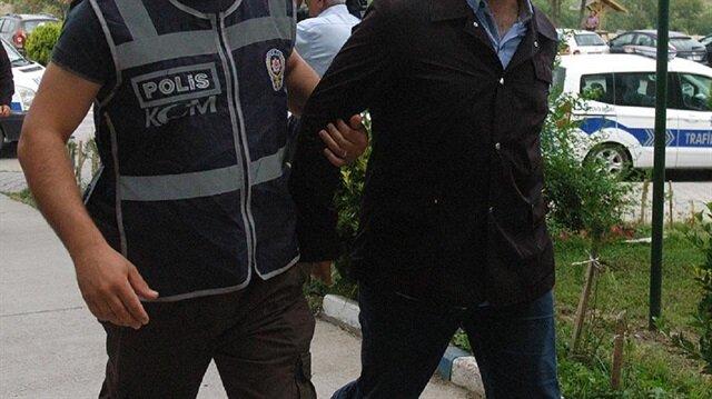 Giresun'da FETÖ şüphelisi koli içerisinde yakalandı