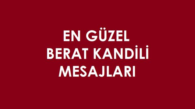 En güzel Berat kandili mesajları yenisafak.com'da