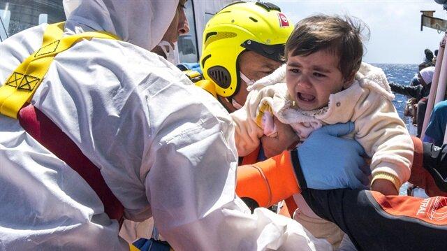 BM: Akdeniz'de 250 mülteci kayıp
