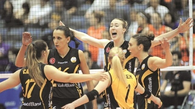 Turkish team wins women's volleyball world championship