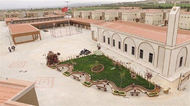 'Orphans City' opens its doors in Turkey's Reyhanlı