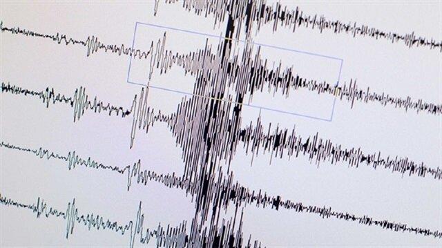 Giresun'da 3.0 şiddetinde deprem