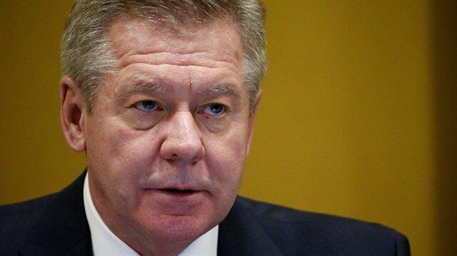 Russian Deputy Minister of Foreign Affairs Gennady Gatilov