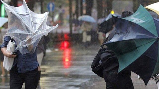 Sivas'ta sağanak ve dolu etkili oldu-Sivas hava durumu