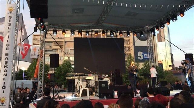 Şişli'de 19 Mayıs etkinlikleri