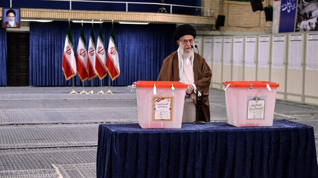 Iran's 12th presidential election