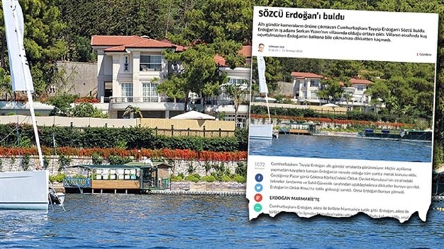 The digital manager Melda Olgun, financial affairs manager Yonca Kaleli and reporter Gökmen Ulu were on the list of those to be detained.