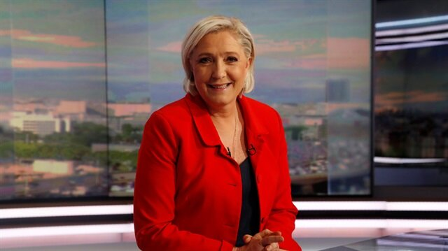 Marine Le Pen, former French presidential election candidate