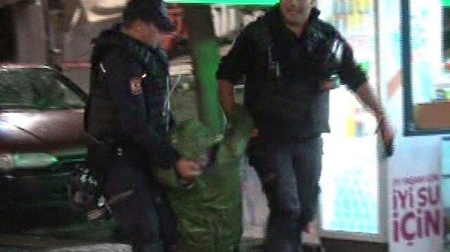 Başkent'te KHK protestosuna polis müdahalesi: 2 gözaltı