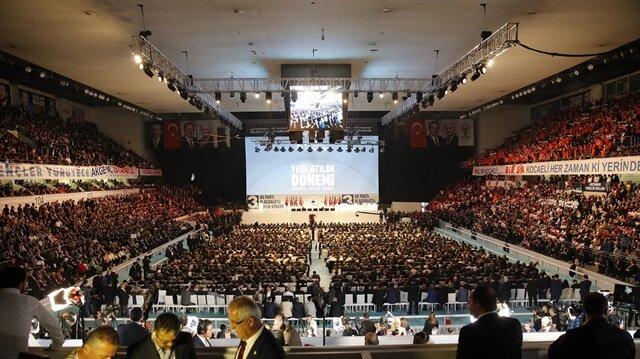 AK Parti'nin yeni MKYK listesi belli oldu!
