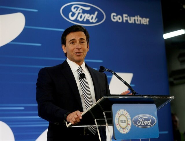 Ford to replace CEO Mark Fields with James Hackett: Forbes