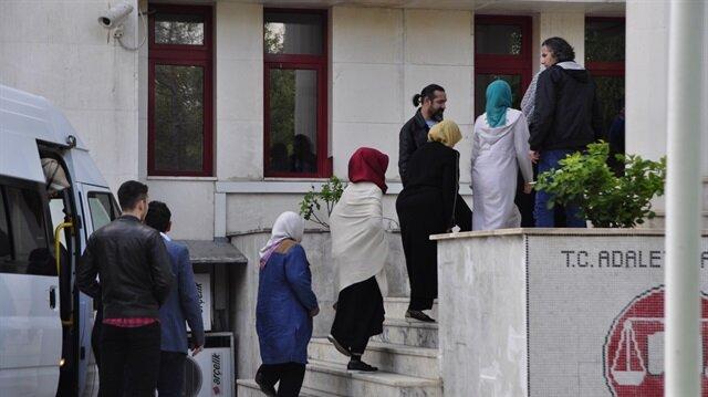 Afyonkarahisar merkezli 16 ilde FETÖ operasyonunda, gözaltına alınan 41 kişiden 17'si tutuklandı