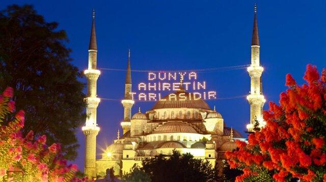 En güzel ve resimli Ramazan ayı mesajları, SMS'leri