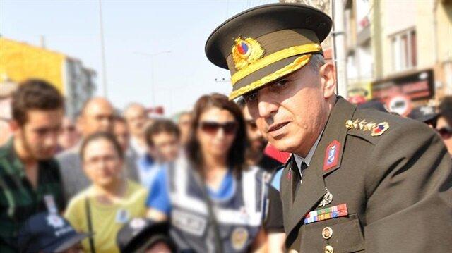 Eski Bolu İl Jandarma Komutanı Türker Yılmaz