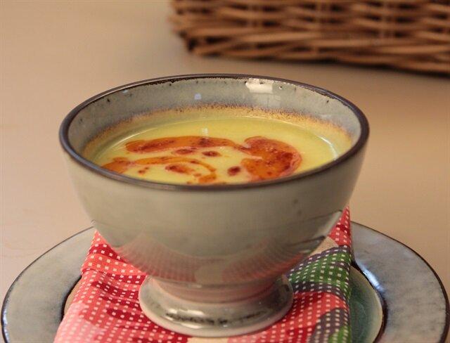 Mısırlı Kabak Çorbası