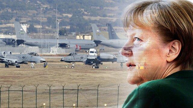 Almanya'nın 'İncirlik' çıkmazı!