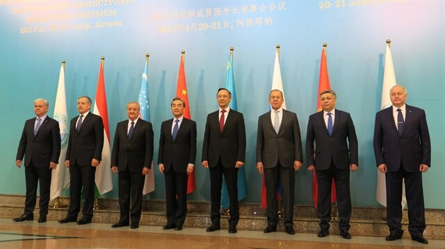 SCO Foreign Ministers meeting in Astana