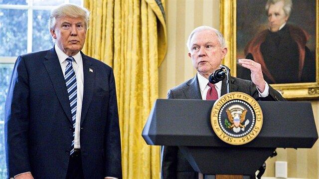 Trump yönetiminde çatlak: Sessions istifa etmeyi teklif etti
