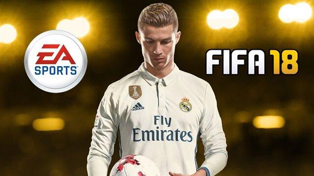 FIFA 18'in tanıtım videosu