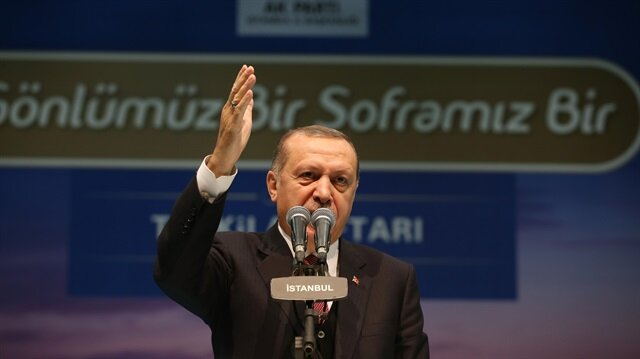 Erdoğan says Turkey will not abandon its Qatari brothers
