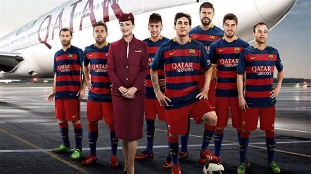 Qatar Sports Investment signed a deal with Barcelona FC in 2011.