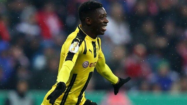 Gösterdiği performansla dikkatleri üzerine çeken Dembele bu sezon çıktığı 49 maçta 10 gol ve 21 asiste imzasını attı.