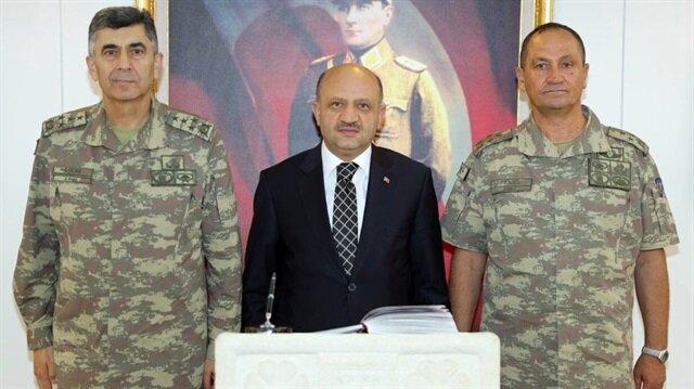Milli Savunma Bakanı Fikri Işık Malatya'da