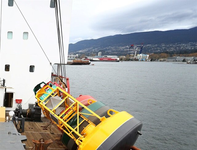 Canada attempting high-seas rescue in Atlantic