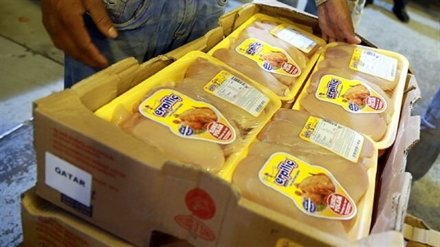 Turkey Supplies A Ton Of Food To Qatar