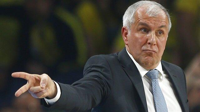 Obradovic, Fenerbahçe'yle bu sezon Avrupa'nın en büyük kupasını kazandı.