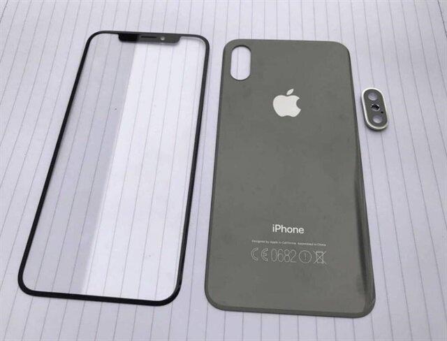 تسريبات جديد تطال الأغطية الخلفية لهواتف آيفون 8 و7 إس