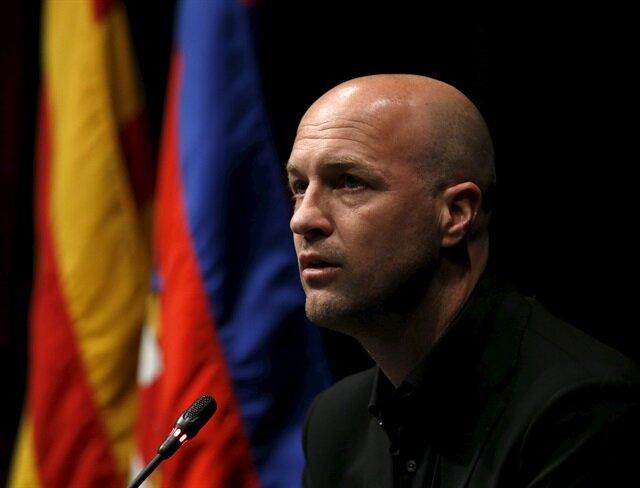 Jordi Cruyff Maccabi Tel Aviv'in hocası oldu