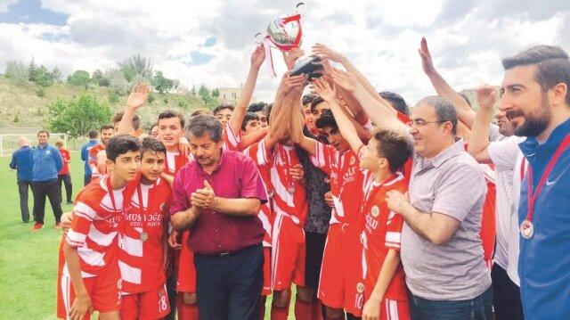 Albayrakspor'un şampiyonluk serisi