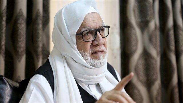 الشيخ أسامة الرفاعي: استمرار أزمة الخليج يساهم في تسريع تقسيم سوريا