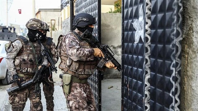 """القبض على 11 شخصا يشتبه في انتمائهم إلى """"داعش"""" جنوبي تركيا  """