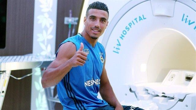 Fenerbahçe'nin yeni transferi Nabil Dirar, sağlık kontrollerinden başarıyla geçti.