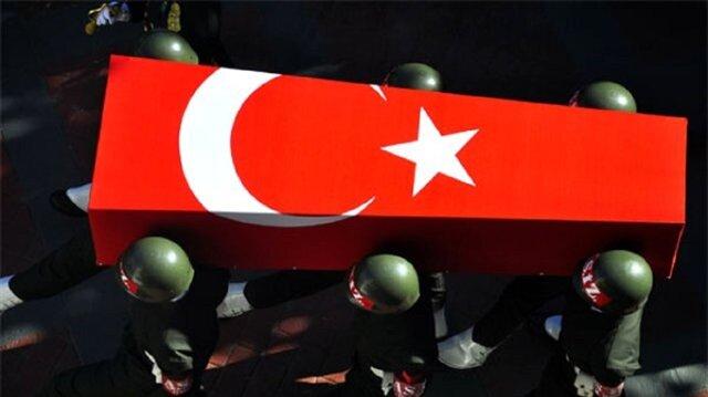 Tunceli'de bir askerimiz şehit oldu