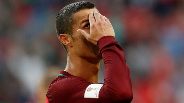 Portekiz Milli Takımı'nın yıldızı Cristiano Ronaldo, Meksika maçında bir asist yaptı.