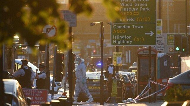 Türkiye, İngiltere'nin başkenti Londra'daki Müslümanlara yönelik terör saldırısını lanetledi.
