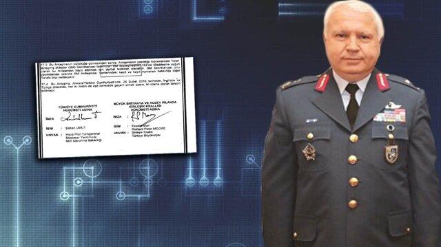 Milli Savunma Bakanlığı Müsteşar Yardımcısı Hava Pilot Tümgeneral Şaban Umut