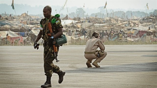 Orta Afrika Cumhuriyeti'nde ateşkes